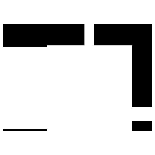 3-D animation icon