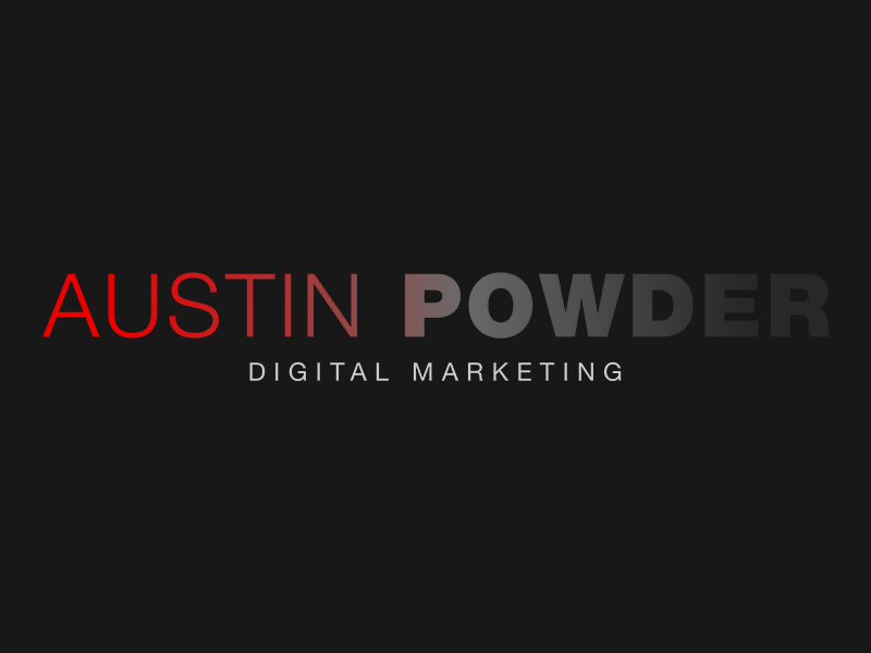 Austin Powder Digital Marketing Cover Image