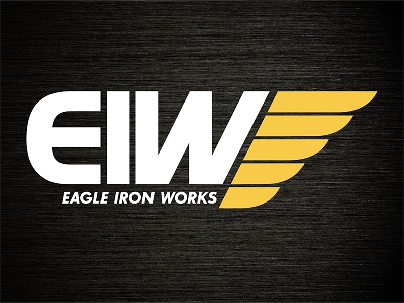 Cover image for Eagle Iron Works.