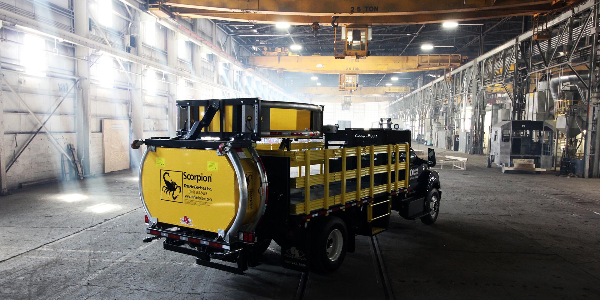 Curry Supply Scorpion truck