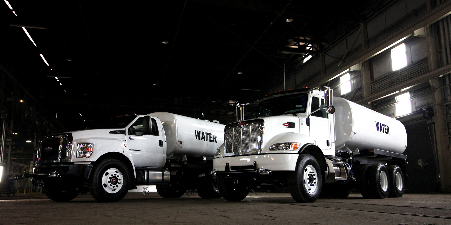 Curry Supply water trucks